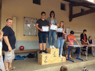 Sancey, collège Sainte Jeanne-Antide. Congratulations!