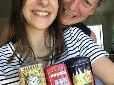 Paris, Institut de l'Assomption.  Moi, mes souvenirs de >Londres, et ma belle mère qui est Anglaise !