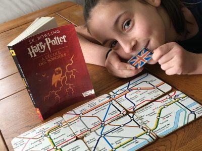 La Crèche Collège Jean Vilar Je suis fan d'Harry Potter et de l'Angleterre.