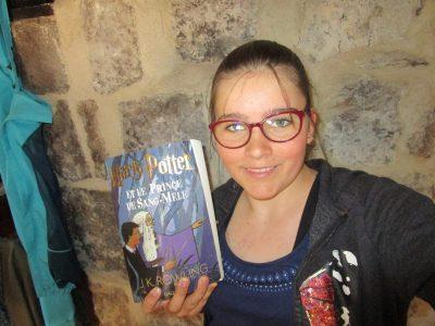 Lamastre  Collège du Vivarais    I love Harry Potter!