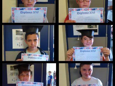 Congratulations to the students of 6ème, Collège Calmette et Guérin, Ecueillé (36)!