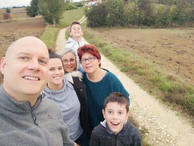 Blanquefort Guillou Virgile j'ai choisi cette photo parce que pour moi la famille c'est le plus important.
