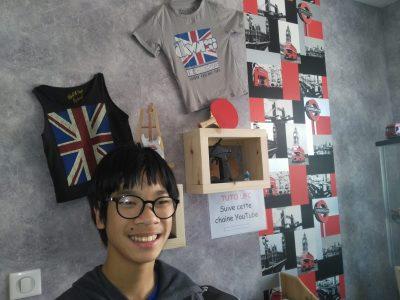 collége le petit prétant a givry 71640   voici une photo de ma chambre decoré syle london