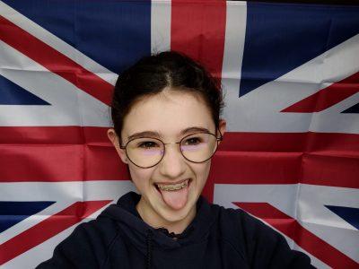 Moi c'est Héloïse, je suis en 6e au Collège Saint-Charles à Angers et je file à l'anglaise !!!