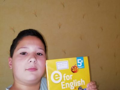 La ville du Bois  ISC J'adore lire les manuels d'anglais c'est tellement inspirant :)