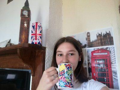Penne d'Agenais Collège Damira Asperti  Cette photo pour moi montre la culture anglaise et les monuments culte de ce beau pays qu'est l'Angleterre!