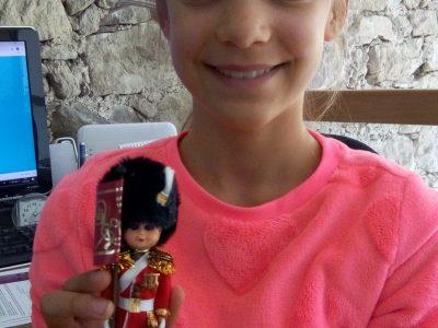 GROISY - Collège du Parmelan 'Tiny Royal Guard'