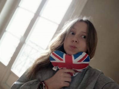 Le Puy-en-Velay collège Lafayette  Parler anglais, c'est aimer l'Angleterre !