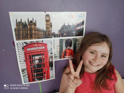 Frais Marais, collège Gayant  J'adore Londres, vive le Big challenge!!