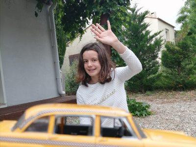 """Clermont-L'Hérault. Ensemble scolaire Saint-Guilhem.  """"Hep taxi !"""""""