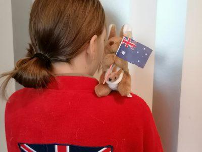 NANCY - COLLEGE ST LEON IX  Clin d'oeil à nos amis anglais et australiens!