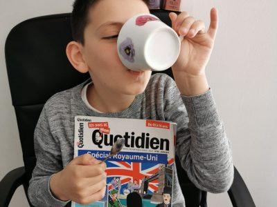 Bar le Duc, Collège Lacroix, It's tea time!!!
