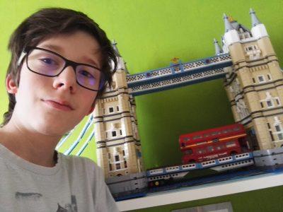 Marlenheim Collège Grégoire de tour Jakob Valentin 5è5  Un coucou de Londres !!!