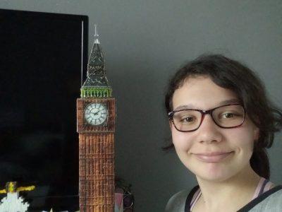 CABESTANY Collège PAU CASALS - I love London
