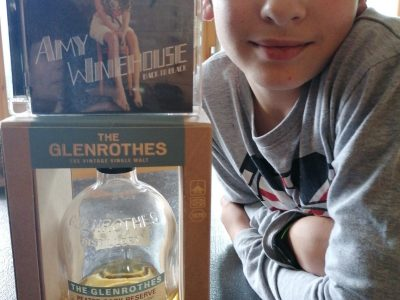 Bellevaux Notre de Dame  Voici une icone anglaise de la pop et un whisky fabriqué à Londre