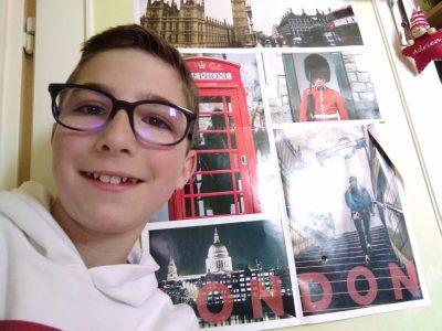Harly  Colège Anne FRANK  London is BEAUTIFUL !!!