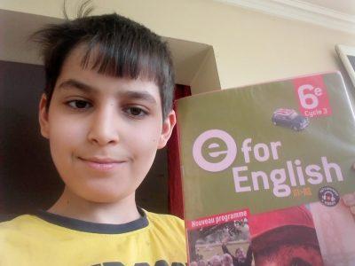 Un bon manuel d'anglais pour bien apprendre