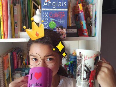 Ville:Sevran Collège:La Pleïade  Commentaire:I'm the Queen of the english dictionary