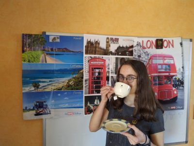 Vendôme (41100) Collège Saint-Joseph Big Challenge is my cup of tea !