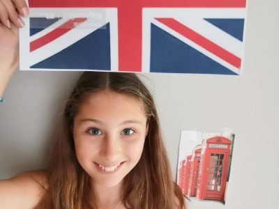 Matour collège Saint-Cyr  vive l Angleterre et sa langue ! long live Englande and its language !