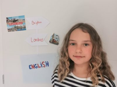 Morteau, Collège Jean Claude Bouquet !  Learn english is so funny, From London to Brighton, You will be the best easily So hurry up and come on !