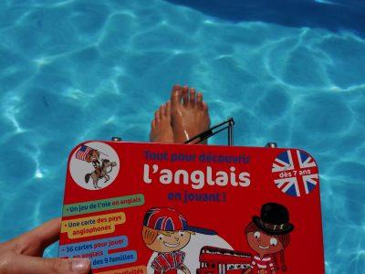 Ville : Ajaccio (Corse)  Collège : Stiletto Petit jeu près de la piscine