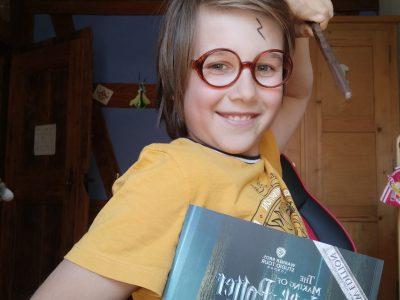 Dambach-la-ville Collège du Bernstein Apprendre l'anglais tout en s'amusant avec Harry Potter