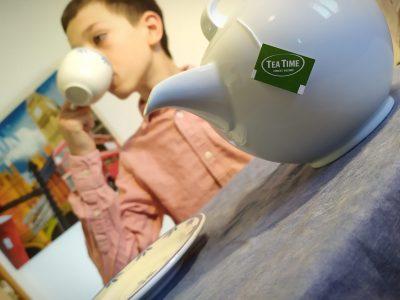 Tea time - by Noah Duparcq  Collège Maurice Genevoix à Romorantin-Lanthenay