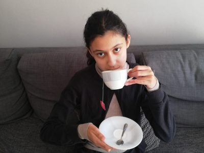 ÉCHIROLLES, COLLEGE LOUIS LUMIÈRE Tea time