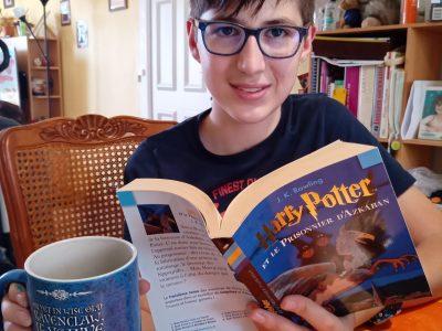 MONT-DE-MARSAN Collège Cel le Gaucher Bienvenu dans le monde mystérieux d'Harry Potter...