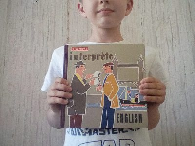 Hello my name is Dany DUTREMBLE my college is located in France in AIN, in Thoissey and its name is: Collège Bel Air. I bought this book three years ago because I am very passionate about learning the English language, this book is my favorite, that's why I chose it. And thank you to the creator of the big challenge because it was really magical I love you.