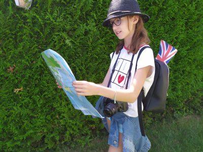 Sirentz collège Françoise Dolto  Commentaire: Une touriste française à Londres.
