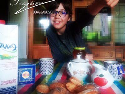 happy Tea time  Lons le saunier Sainte Marie