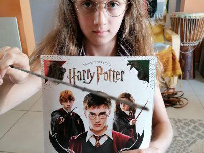 Carcès, collège Geneviève De Gaulle-Anthonioz  Me voici, déguiser en Harry Potter. J'ai fais un sort que vous n'oublirez jamais.