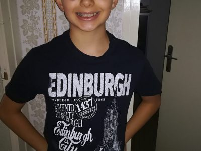 Collège St Joseph à VOIRON J'ai rapporté ce tee shirt lors de mon voyage à Edimbourg avec ma classe de CM2 l'année dernière !