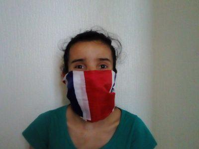 Let's fight the Coronavirus !!!! ᕙ(  • ‿ •  )ᕗ Le Creusot , college Croix-Menée