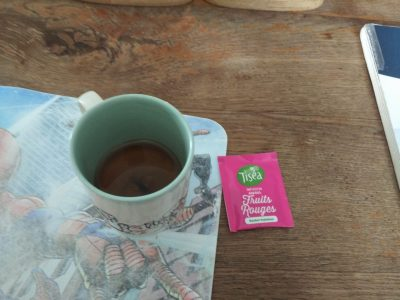 Belverne, collège P et M C : It tea time !