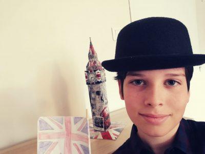 LYON  SAINT LOUIS SAINT BRUNO   I love England !