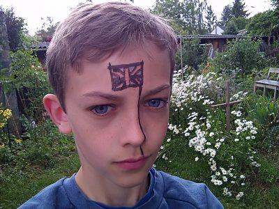 St Odile Courset (62) I like my tattoo : )