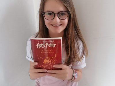 la pommeraye  st joseph Qui de plus Anglais qu ' Harry Potter.......