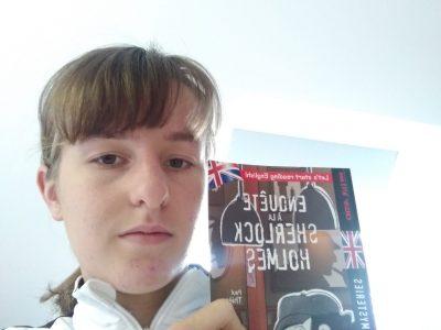Belfort   Collège Vauban  Super enquête à la Sherlock Holmes en anglais.