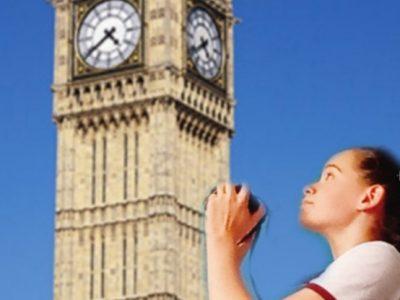 Boën Collège L'Astrée Mon rêve aller à Londres pour voir le Big Ben.
