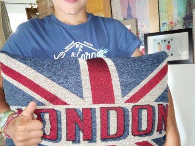 Segré, collège Georges Gironde: London, London, London!!!