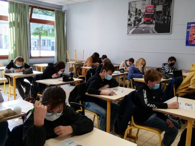 College Sainte Marie perenchies