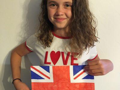 NOYERS SUR SEREIN COLLEGE MILES DE NOYERS  A Noyers on est pour l'Angleterre!!!