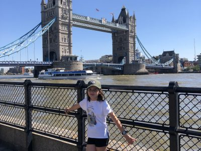 Lyon collège vendome  Tower Bridge, London, 2018, meilleur voyage de ma vie !