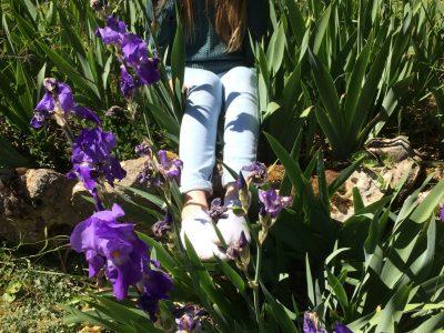 DANIEL Lise                                                                             Quand j'ai terminer le big challegent une petite sieste dans les fleur ca                                                                                                     fait pas de mal Faulquemont                    Collège Louis pasteure