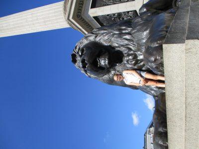 Antibes collège du Mont Saint Jean. J'ai pris cette photo à Londres à Piccadilly Circus, je trouvais qu'elle était très belle du coup je voulais l'a faire partager.