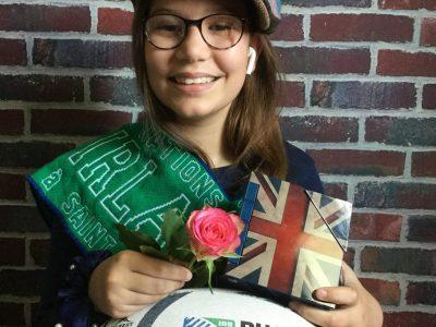 Sainte Pazanne - Collège Sacré Coeur Le Royaume Uni est la nation du rugby !!!!!!! La Rose est le symbole de l'Angleterre et l'Union Jack est le drapeau du Royaume Uni.