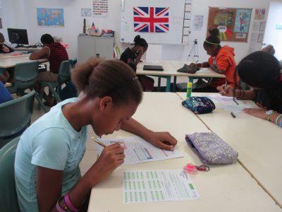 Le Big Challenge au LYCEE FRANCAIS LE CLEZIO à PORT VILA au VANUATU (Pacifique Sud). GOOD LUCK!